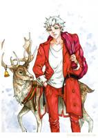 Santa Claus by redsama