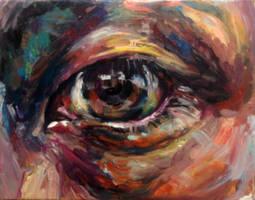 eye by kabei-funio