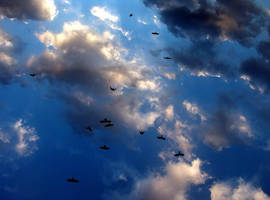 Falling Into The Sky by Alexandru1988
