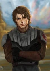 Anakin by Mornardel