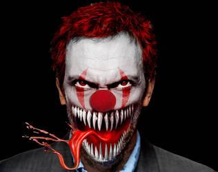 Evil Clown by needleskane21