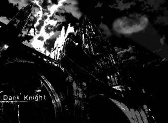 dark knight by needleskane21