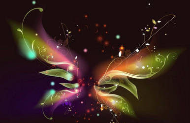 Fantasy Butterfly by needleskane21