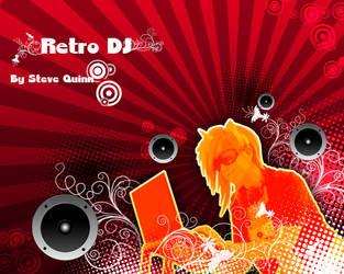 Retro DJ by needleskane21