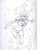 Dark Phoenix by RandyGreen