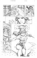 Executive Assistant Iris vs Thalia page 8 by RandyGreen