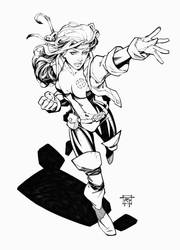 Rogue comm by RandyGreen
