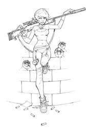CherryBomb Sniper by RandyGreen