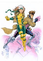 Rogue Gambit #2 by RandyGreen