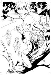 Critter variant cover by RandyGreen