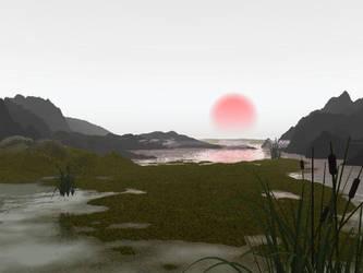 Japanese Sunrise by giatsuso