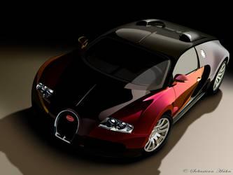 Bugatti Vector Color by LostPr0ph3t