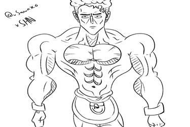 Supremely Muscular by vSHN