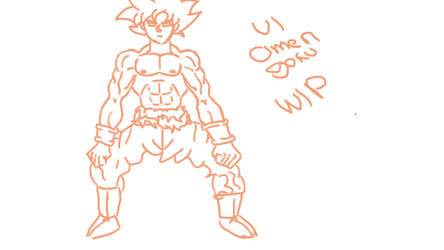 UI Omen Goku WIP by vSHN