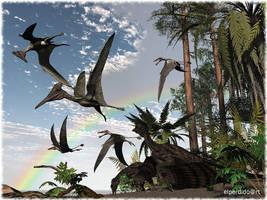 Solnhofer Jurassic Park by Elperdido1965