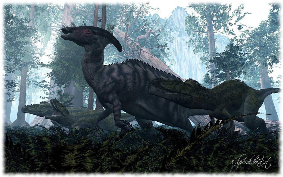 Charonosaurus by Elperdido1965
