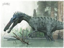 Suchomimus tenerensis by Elperdido1965
