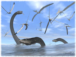 Styxosaurus by Elperdido1965