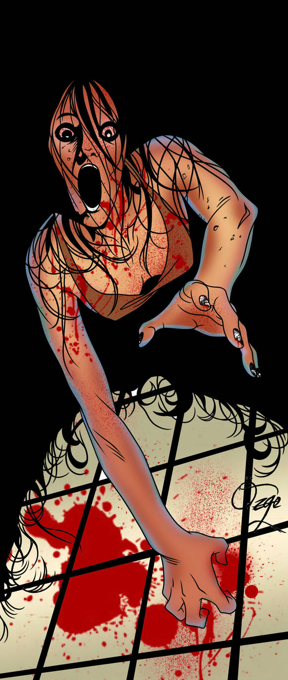 Blood by ozgealpdogan