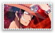ace stamp One piece by titaniaerza