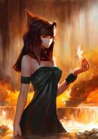 Cleopatra by asuka111