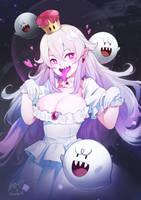 King Boo Princess by asuka111