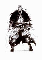 Mercenary by lubliner