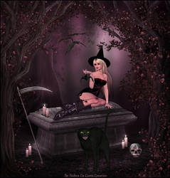 Witches Hollow by Pieces-Of-My-Heart