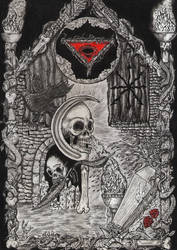 Medieval Reaper by Skandinav666