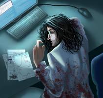 Doctor Vlad Stein by ArtCrawl