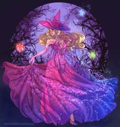 Witchsona: Aurora by ArtCrawl