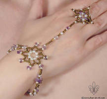 Slave bracelet O103 by Fleur-de-Irk