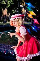 Touhou Flandre Scarlet 6 by grellkaLoli