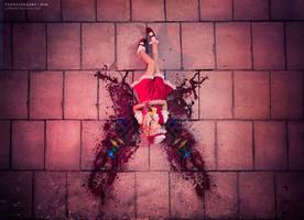 Touhou Flandre Scarlet 7 by grellkaLoli