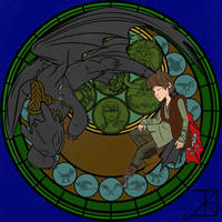 How to train your dragon by sasukefan101