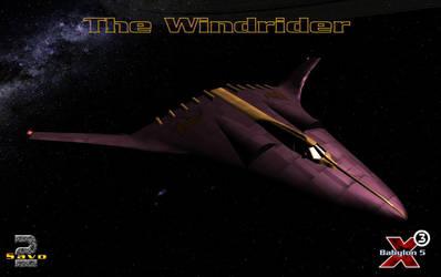 The Windrider by SAVOTW