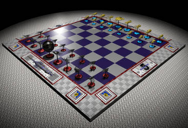 Chess Mate by SAVOTW