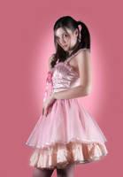 pink terror by vampurity-stock