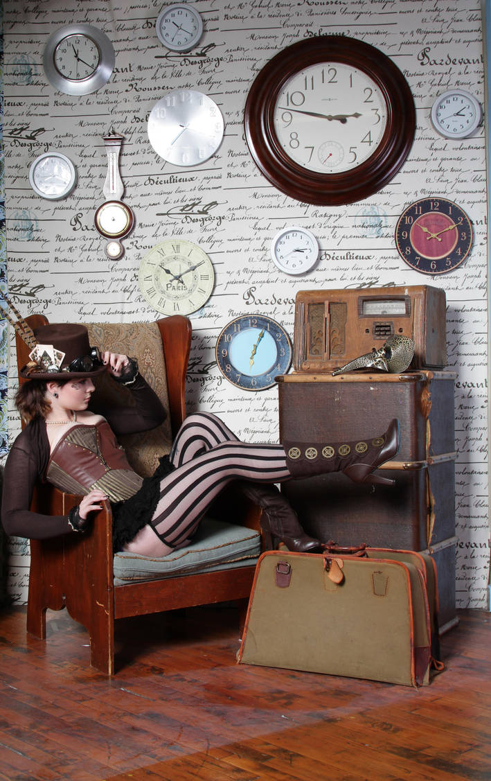steampunk stock part 4 by vampurity-stock