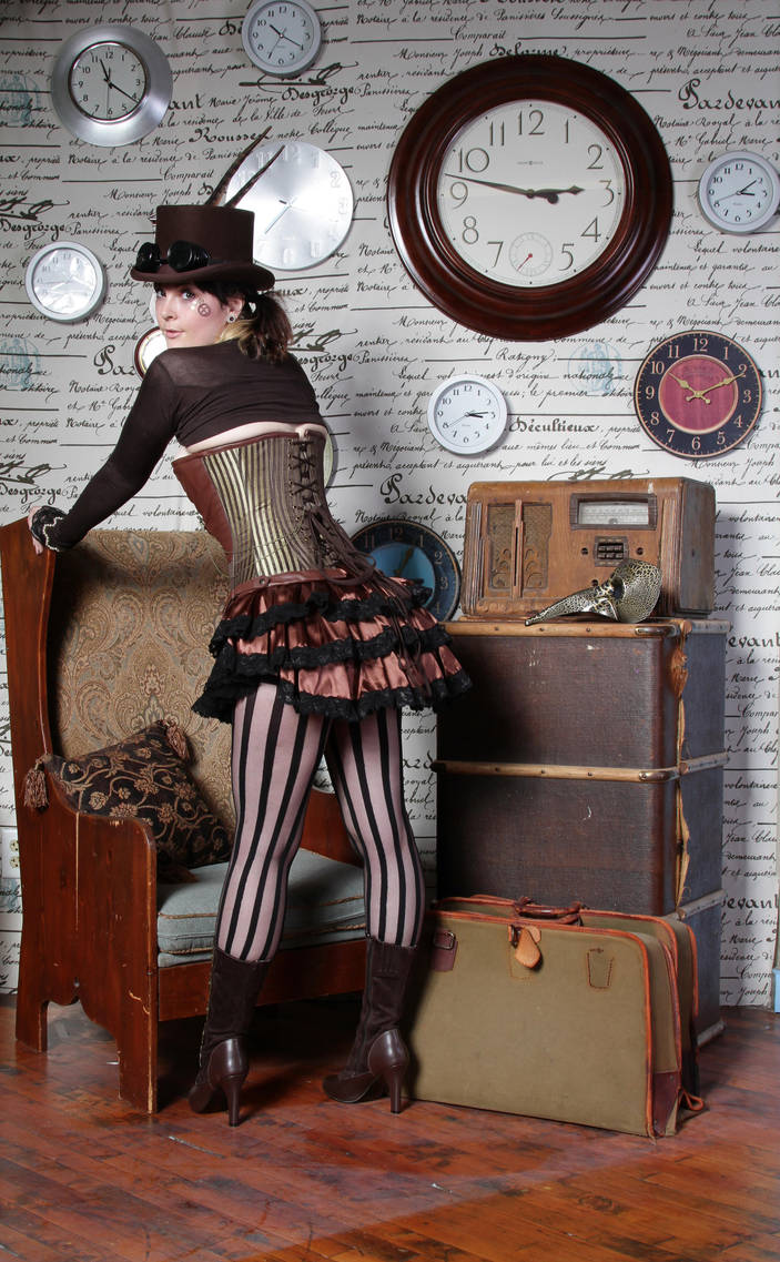 steampunk stock part 6 by vampurity-stock