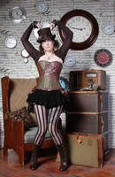 steampunk stock part 7 by vampurity-stock