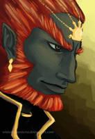 Ganondorf by WisteriaMysteria