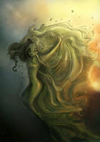 Daughter of Earth and Water by Arbetta