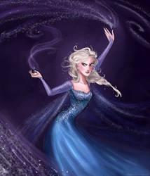 Elsa in action by Arbetta