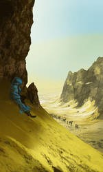 desert watcher by formenost