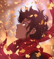 [Story] :: Golden rain by Maiyuna