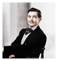 Clark Gable by Julanna