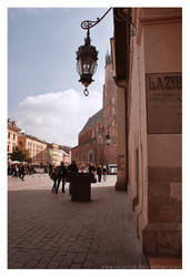 Cracow by Julanna