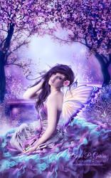Season Of The Butterfly by DeniseGarbis