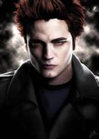 Edward Cullen by hohenheim54